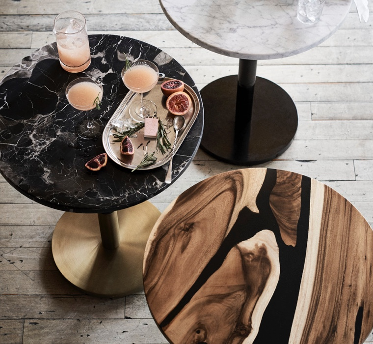 West Elm Restaurant Dining Table Collection