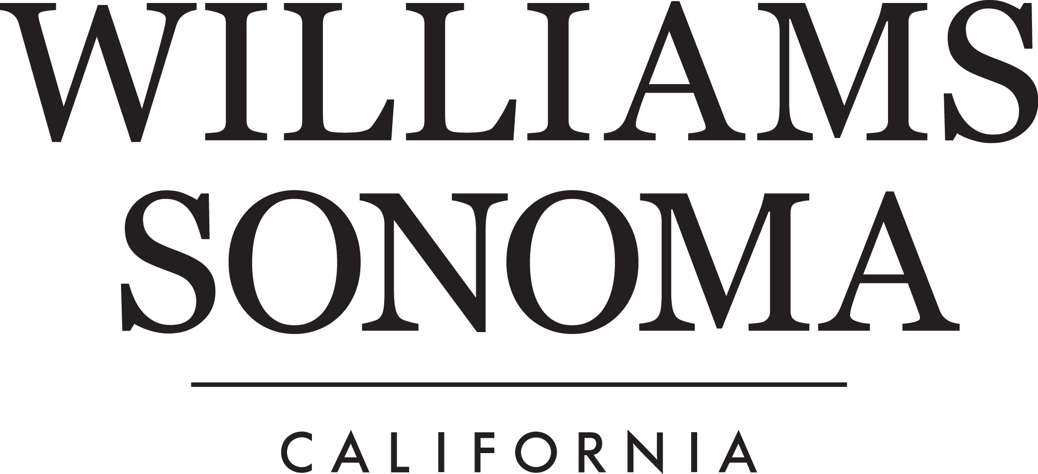 Williams Sonoma California Logo